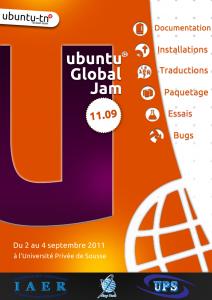 UGJ Tunisia Poster