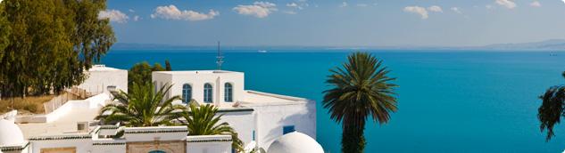 Hammamet, Tunisia.