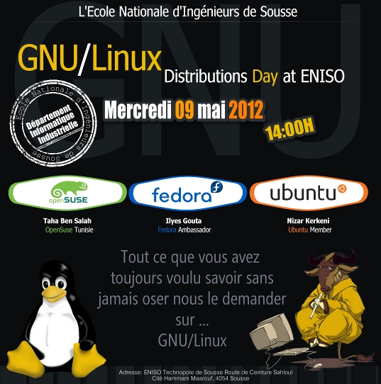 GNU/Linux @ ENISo
