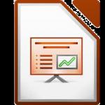 Libroffice Impress Logo